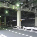 白金トンネル 内部