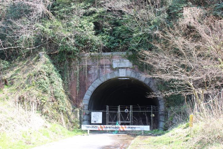 仲哀トンネル