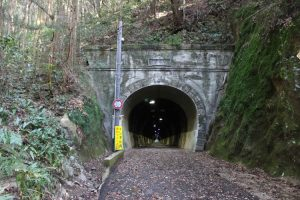 櫨ヶ峠隧道