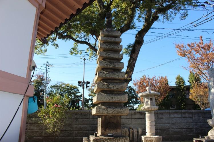 米一丸の塔