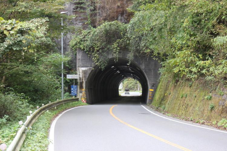 門ヶ谷トンネル