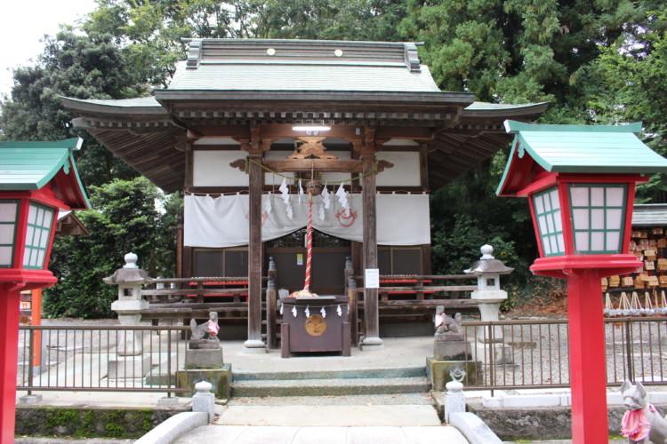 門田稲荷神社