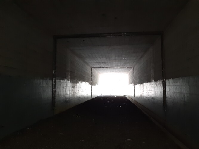 八王子トンネル